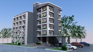 apartment 6 story ChiangRai