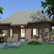 บ้านดิน 1-2 ห้องนอน(Adobe House@CR)