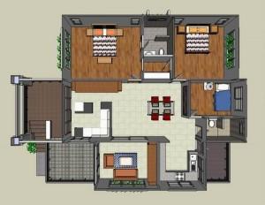 LN-Hm103-01-008 Floor