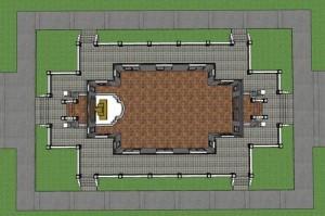 Wat Aampawan-02-0011-010-Floor
