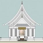 Wat Aampawan-02-0011-010-REar Elev