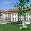 อาคารพักอาศัยรวม สามชั้น45ห้องพัก Arpt345Bd