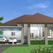 บ้านผู้สูงอายุ 3 ห้องนอน Hm103-Srimn