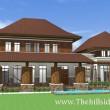 บ้านเสาใหญ่ สองชั้น4 ห้องนอนHm204-Schai3