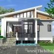 บ้านชั้นเดียว 2 ห้องนอน DkHm104-Rtna