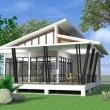 บ้านตากอากาศ-เรือนรับรอง DkHm103-Malai