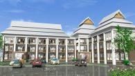 อาพาร์ทเมนต์ สามชั้น 42 ห้องพัก Arpt342-Nan