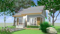 บ้านหลังเล็ก Hm101-Rada