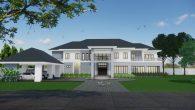 บ้านขนาดใหญ่ 5 ห้องนอน HM205MSV