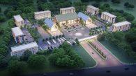 โครงการพัฒนาที่ดินกลางเมืองCKBizTown