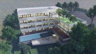 โรงแรมสี่ชั้น 20 ห้องพักPool Villa-20