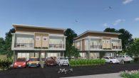 บ้านแฝดสองชั้น 3 ห้องนอน DbHm-Hm New