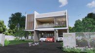 บ้านสองชั้น 3 ห้องนอน มีดาดฟ้าชมวิว Villa DoiHang