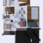 บ้านสองชั้น3ห้องนอน